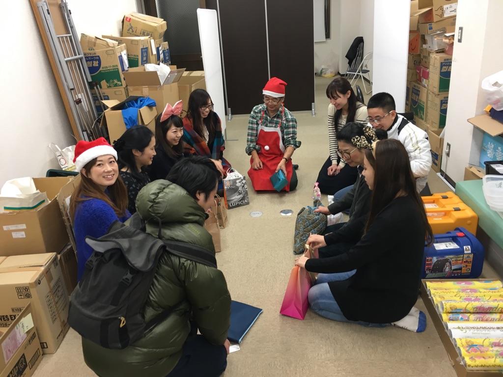 クリスマス会⑩