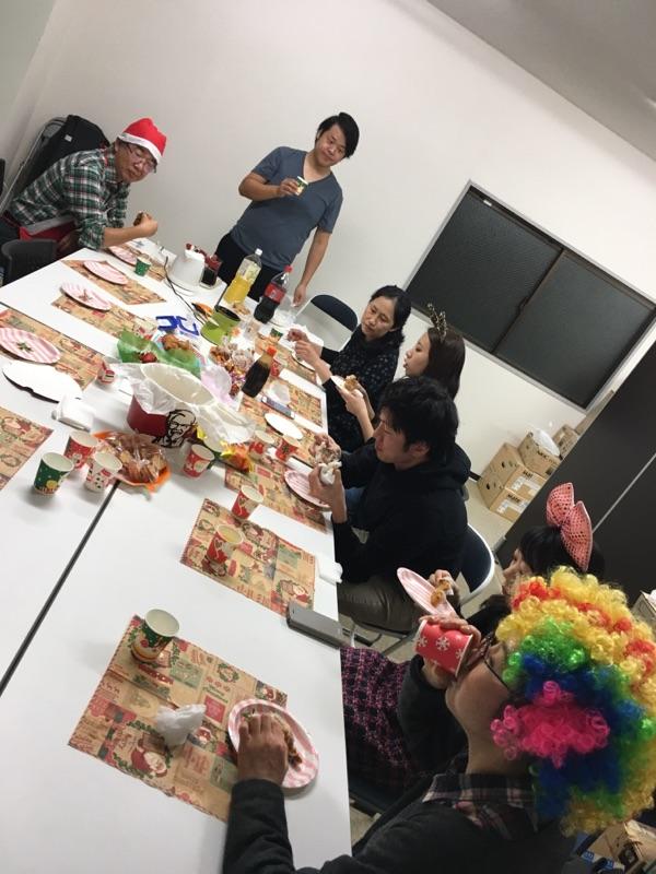 クリスマス会⑧